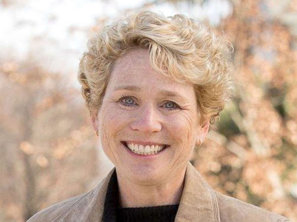 PHOTO: Chrissy Houlahan is running for congress in Pennsylvania.
