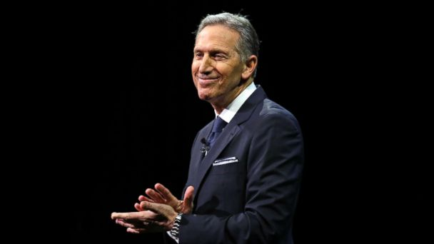 Former Starbucks CEO Howard Schultz heckled during book tour after teasing independent run for president