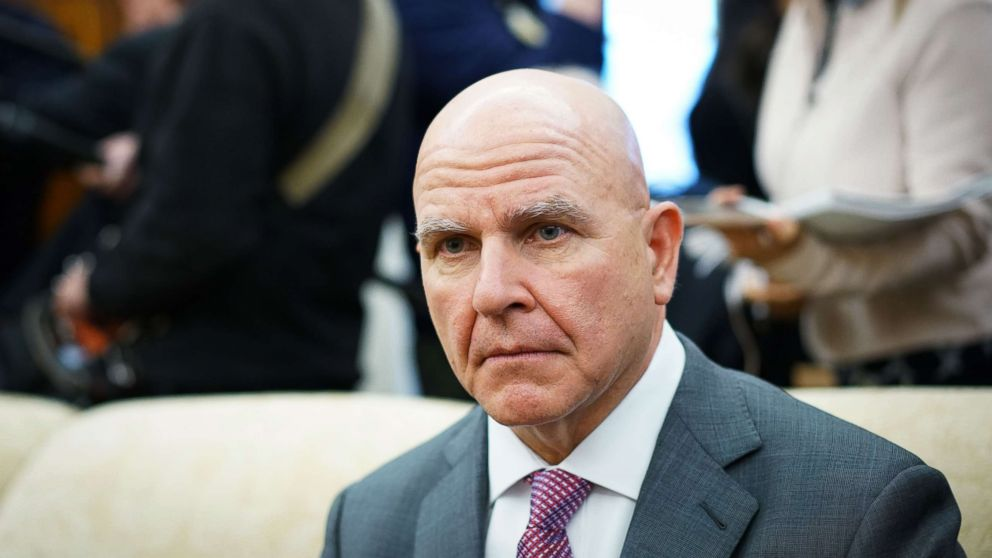 Gen. H.R. McMaster resigning as national security adviser ...