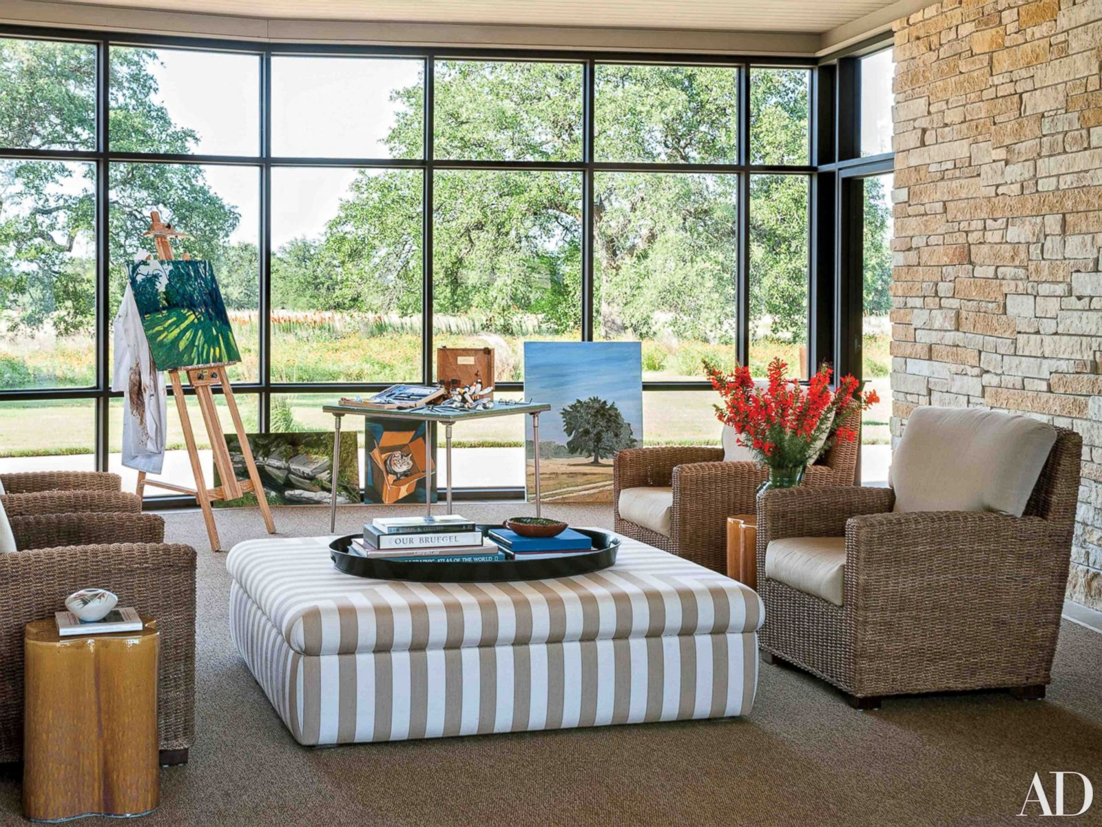 A Rare Look Inside George W. Bush's Texas Ranch