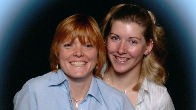 PHOTO: Donna Johnson and Tracy Dice