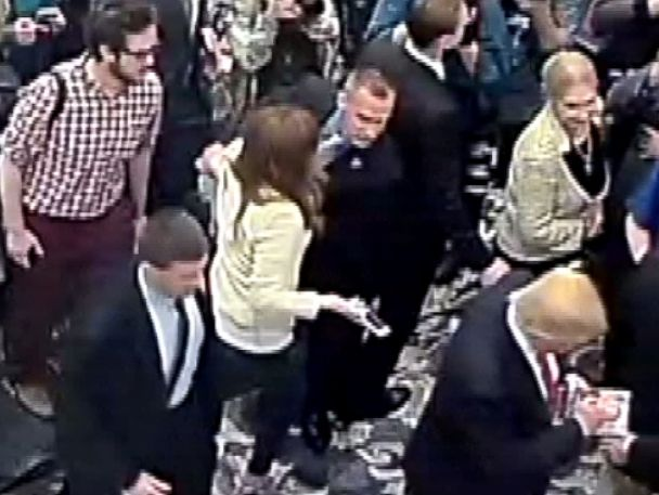 PHOTO: Donald Trumps campaign manager Corey Lewandowski was charged today with battery of former Breitbart reporter Michelle Fields during an incident on March 8 at the Trump National Golf Club in Jupiter, Florida, police said.
