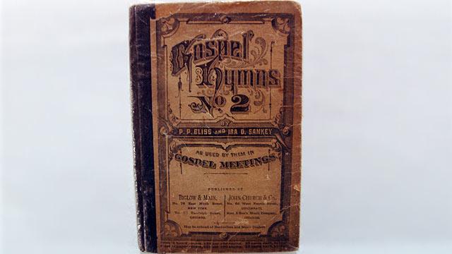 PHOTO: Harriet Tubman book of hymns