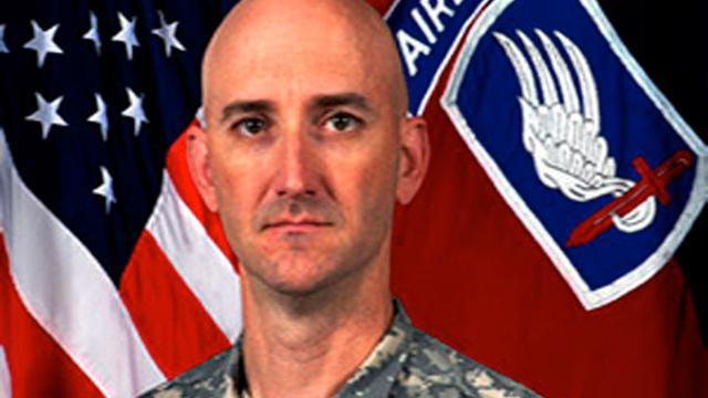 PHOTO: Col. James Johnson III