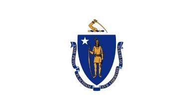 PHOTO: Massachusetts State Flag
