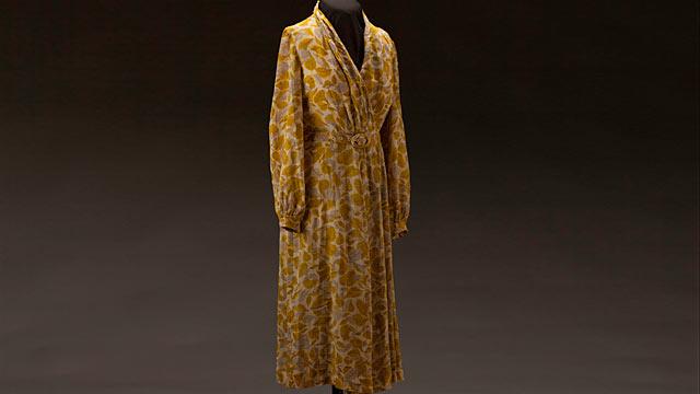 PHOTO: Rosa Parks dress