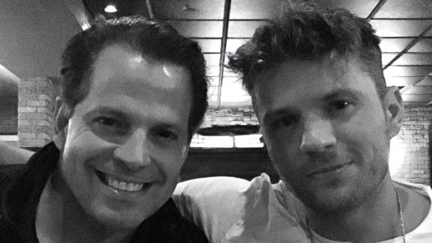 Ryan Phillippe's Hollywood run-in with Anthony Scaramucci is 'Mooch ado about nothing'