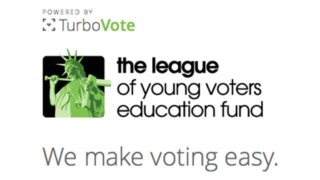 PHOTO: Websites like Turbo Vote are aiming to kick the youth vote into gear this election offering online options to get the youth voice heard.