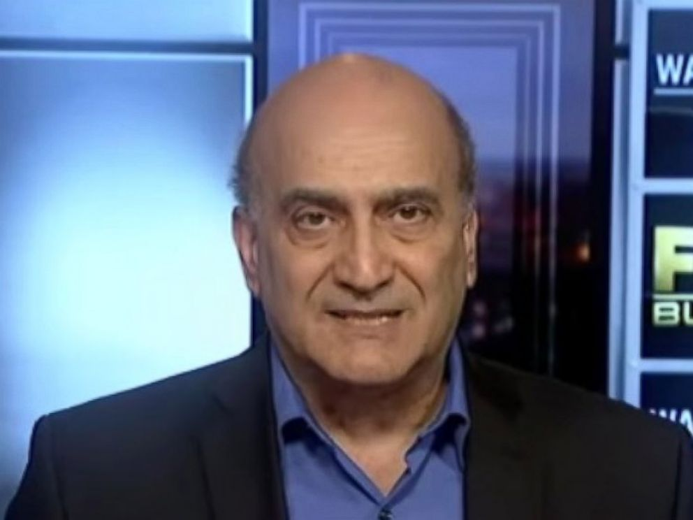 PHOTO: Fox News Middle East Analyst Walid Phares on fake passports and the Syrian refugee crisis, Nov 19, 2015.