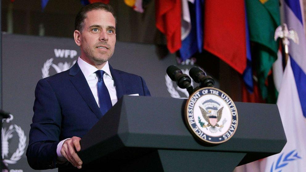 How Joe Biden's effort to dodge son's conflict of interest may have backfired