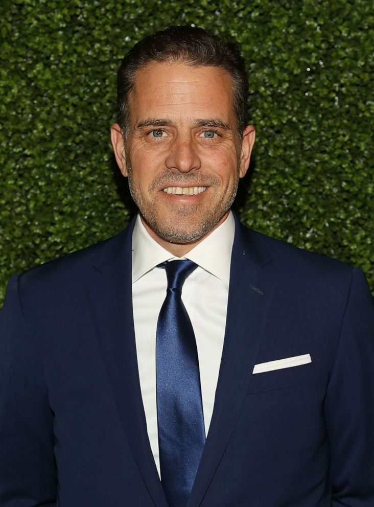 PHOTO: In this file photo, World Food Program USA Board Chairman Hunter Biden attends the World Food Program USAs Annual McGovern-Dole Leadership Award Ceremony on April 12, 2016, in Washington.