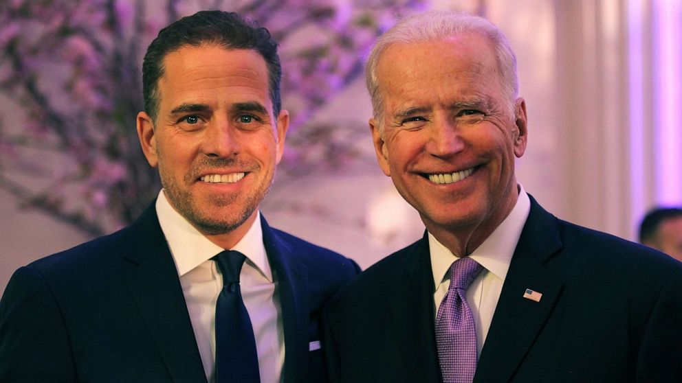Biden refuses to answer questions about his son's foreign business dealings thumbnail