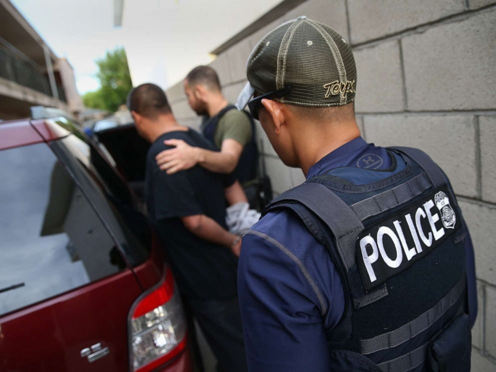 ICE agents to begin raids in 10 major cities Sunday
