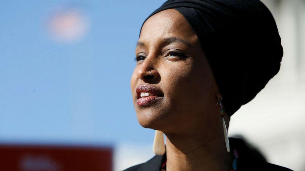 Freshman congresswoman Omar responds to President Trump's ...Ilhan Omar Primary 2020