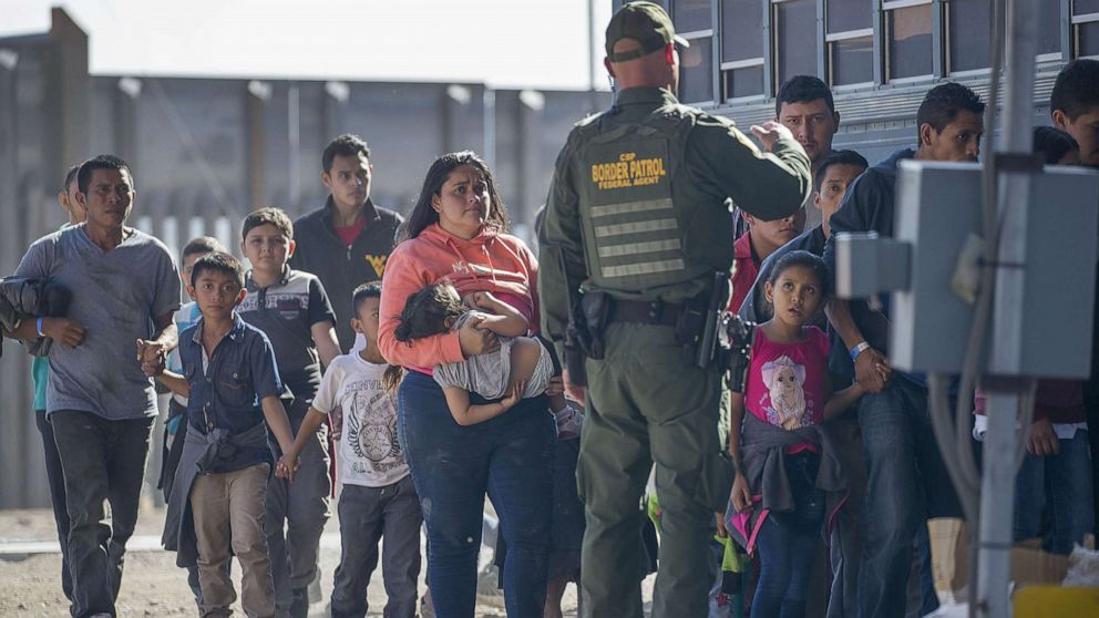 Senators approve bipartisan $4.6 billion emergency border deal, with restrictions thumbnail
