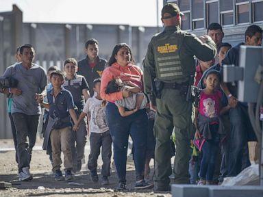 Senators approve bipartisan $4.6 billion emergency border deal, with restrictions