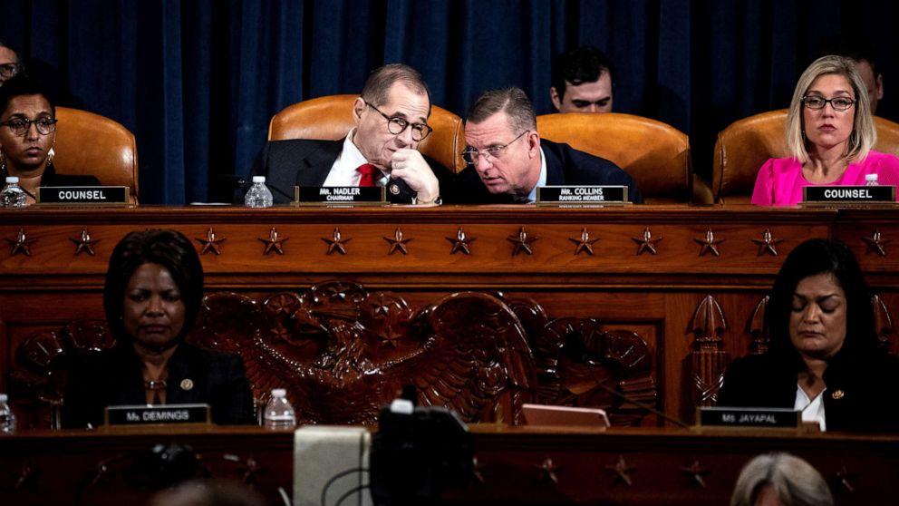 'Hier starten': Demokraten erwartet zu enthüllen Anklageschrift: Quellen