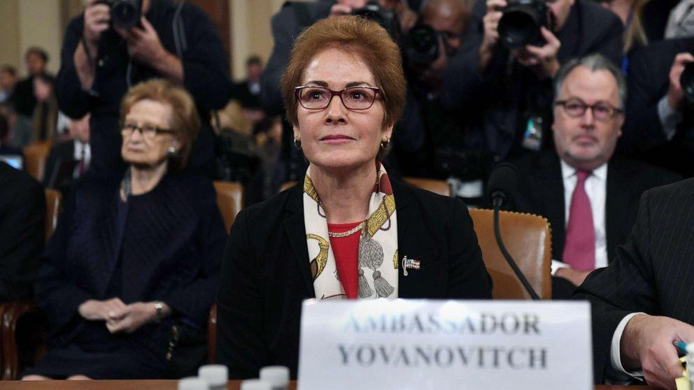 5 key takeaways from testimony by former Ukraine Ambassador Marie ...