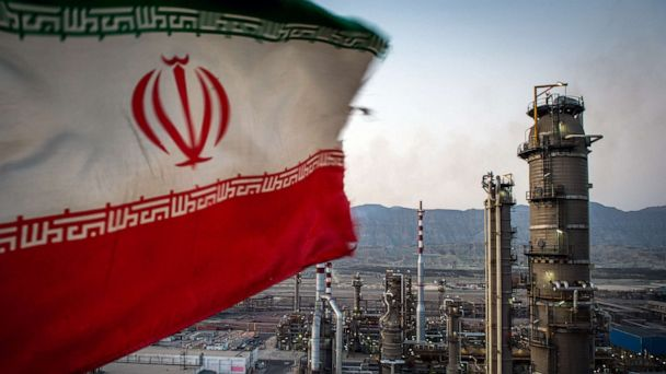 Iranian Revolutionary Guard seizes foreign oil tanker in Persian Gulf, state media says