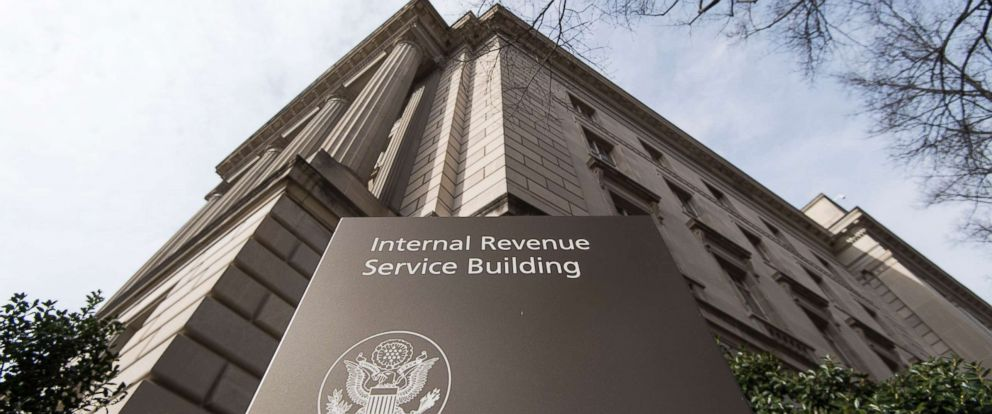 PHOTO: Internal Revenue Service building is pictured in Washington, March 27, 2018.