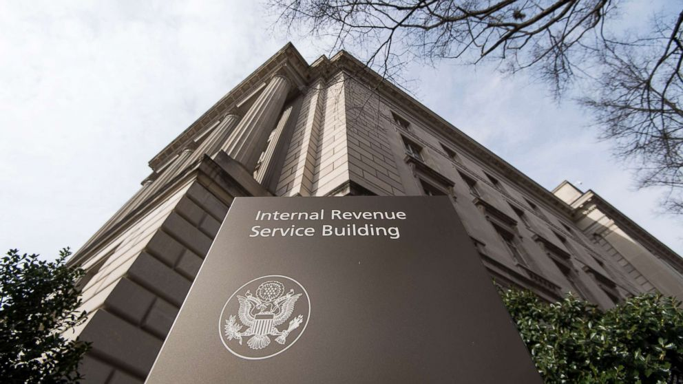 Internal Revenue Service building is pictured in Washington, March 27, 2018.