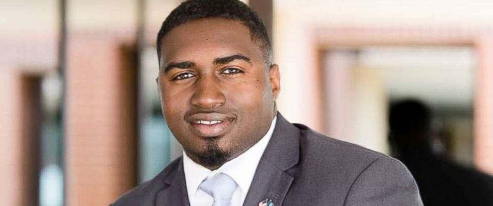 PHOTO: Jacobi Crowley, 26, the Democratic nominee for Oklahoma state Senate District 32.