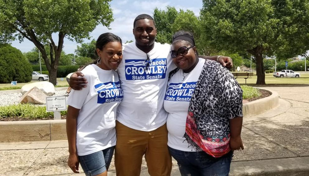 From the teacher walkout to the ballot box, a 26-year-old