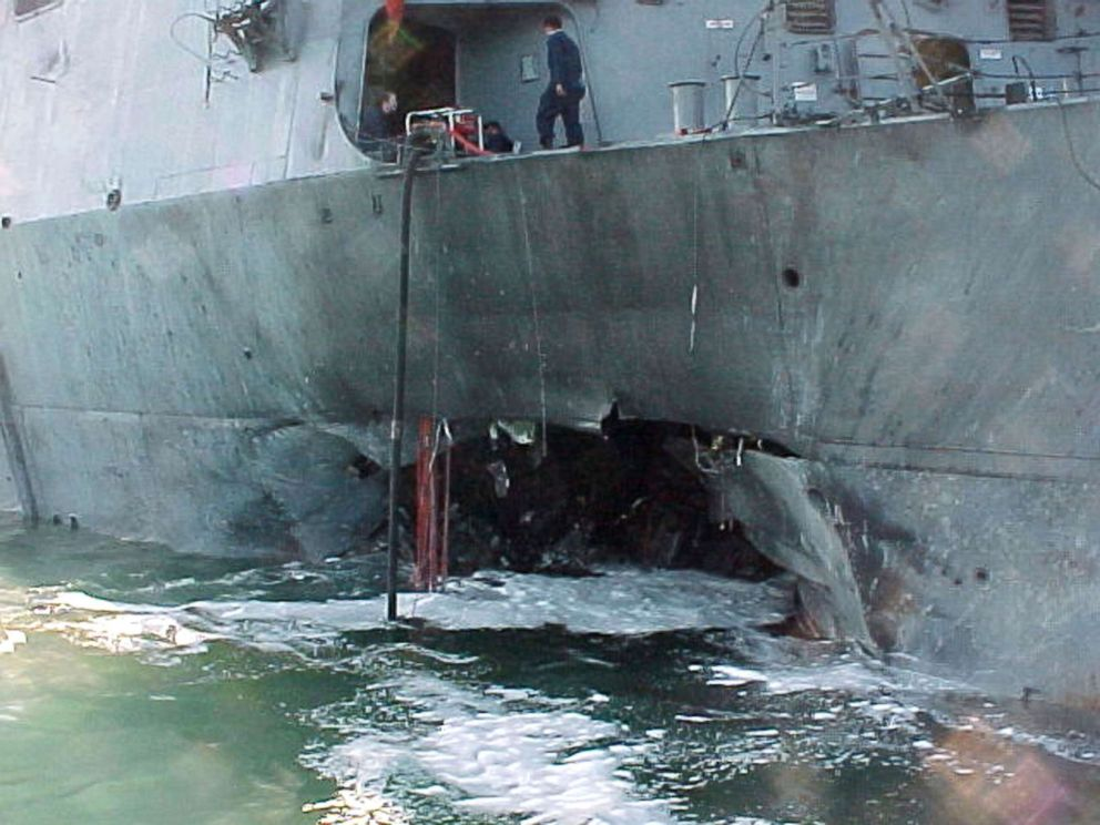 Terrorist behind USS Cole attack in 2000 killed, says Donald Trump