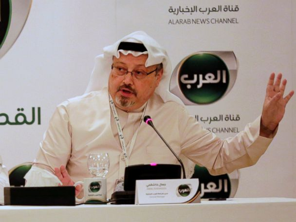 Trump suggests 'rogue killers' involved in Saudi journalist's disappearance