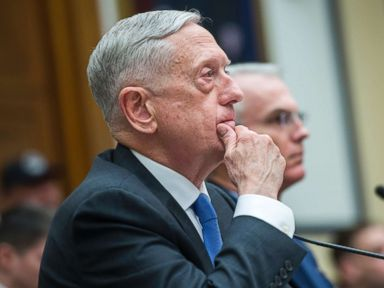 Mattis not surprised by Trump's call to end military exercises: Pentagon