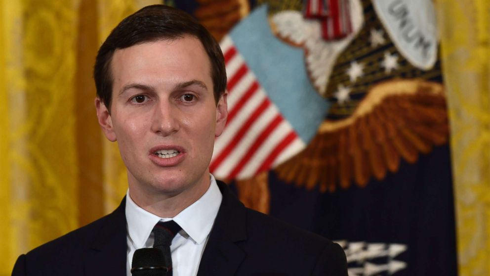 White House senior adviser Jared Kushner speaks during an event on prison reform in the East Room of the White House, May 18, 2018, in Washington.
