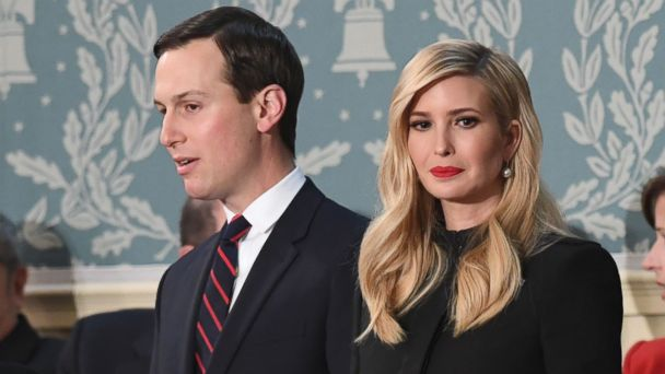 Alleged perils of crossing White House power couple, Ivanka Trump and Jared Kushner, detailed in new book