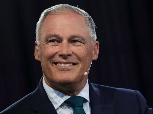 Washington Gov. Jay Inslee announces he's dropping out of the 2020 race