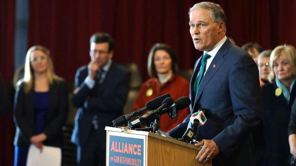 Everything you need to know about Jay Inslee