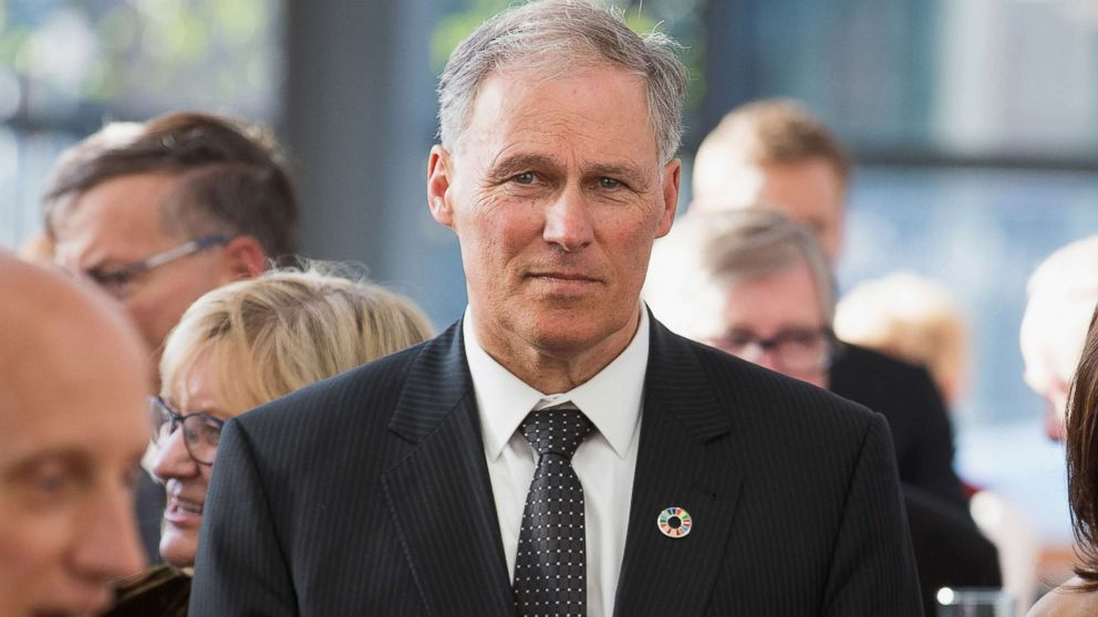 With a focus on climate change, Washington Gov. Inslee enters 2020 presidential race thumbnail