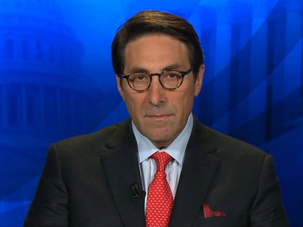PHOTO: Jay Sekulow appeared on Good Morning America, Oct. 31, 2017.