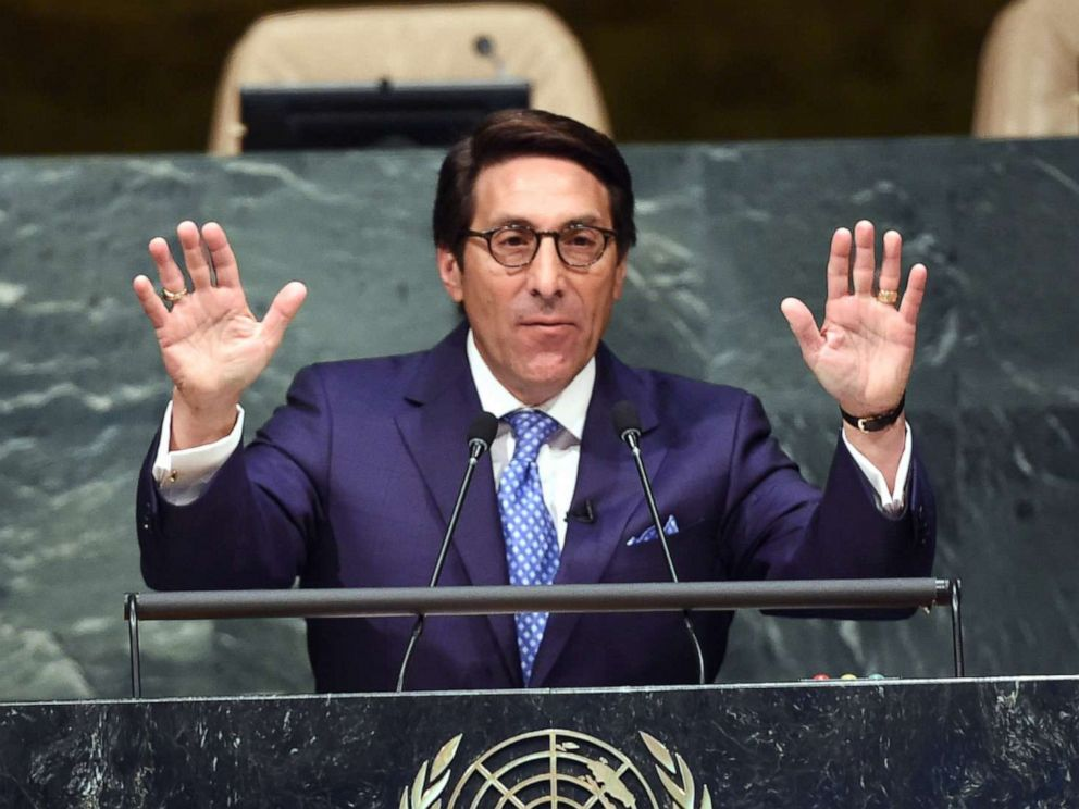 PHOTO: Jay Sekulow speaks at an event at the United Nations in New York, June 1, 2016.