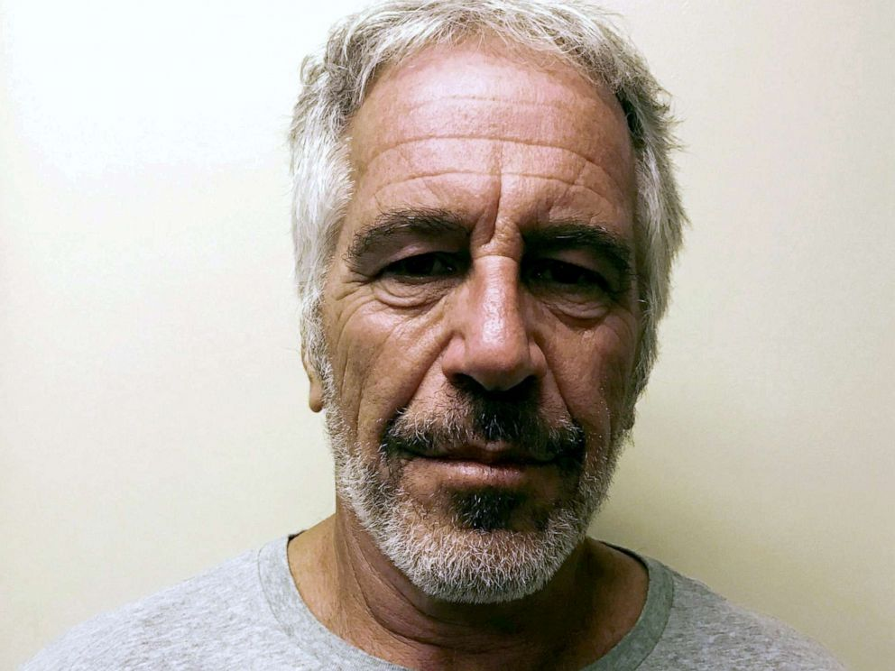 PHOTO: U.S. financier Jeffrey Epstein appears in a photograph taken for the New York State Division of Criminal Justice Services sex offender registry, March 28, 2017, and obtained by Reuters, July 10, 2019.