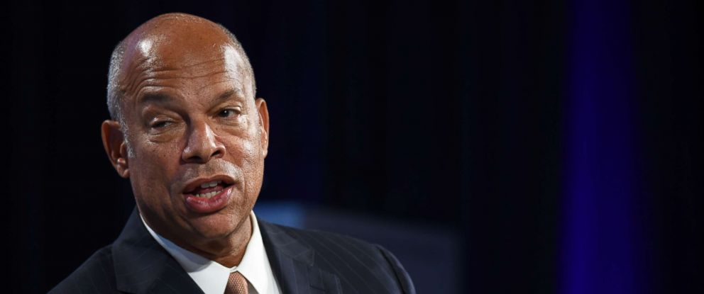 PHOTO: Hon. Jeh Johnson speaks onstage during the 2018 Concordia Annual Summit, Sept. 24, 2018, in New York.