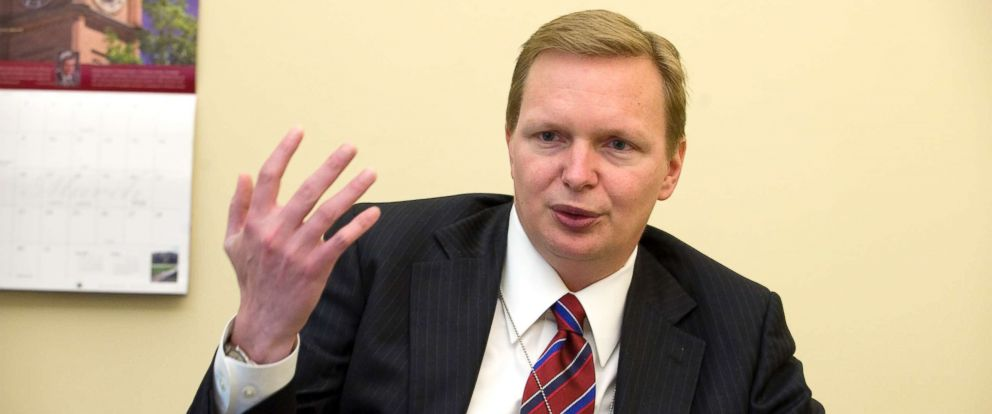 PHOTO: The Deputy White House Chief of Staff Jim Messina, March 3, 2009.