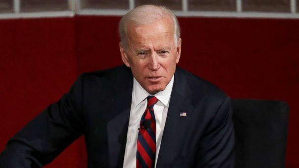 With urging from his family, Joe Biden says he is in 'final stages' of 2020 presidential bid decision