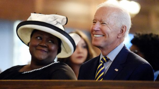 The Note: Biden seeks reset around his own complicated past
