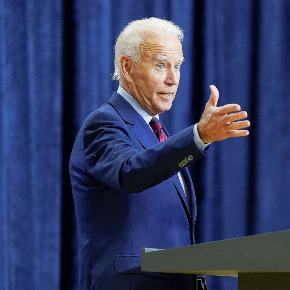 Joe Biden Town Hall Fact Checking The Democratic Nominee S Answers Abc News