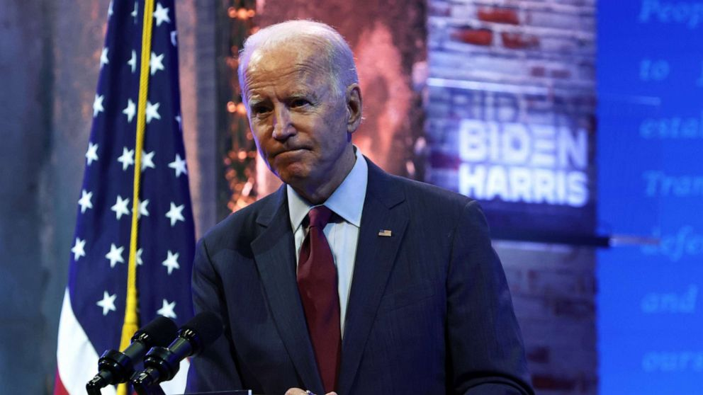 Biden urges Senate GOP to hold on Coney Barrett Supreme Court proceedings: 'Summon your conscience'