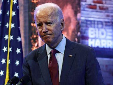 Biden urges Senate GOP to delay Supreme Court confirmation hearings
