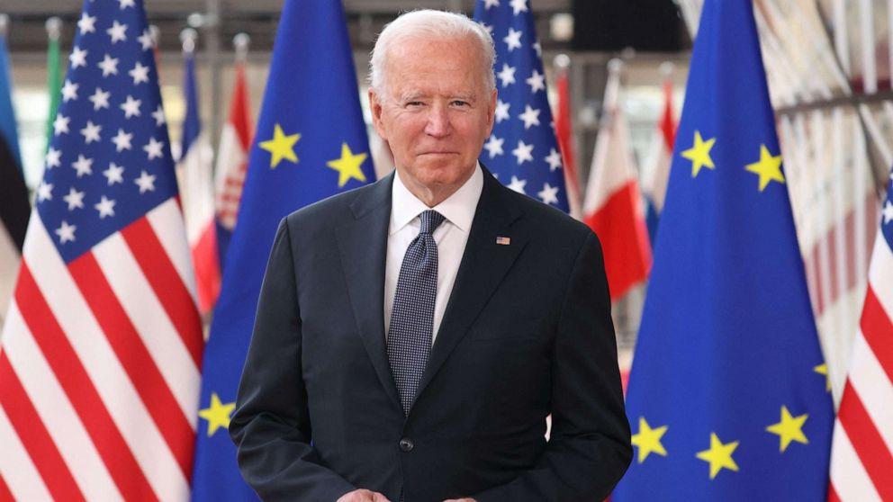 Biden's Putin moment can't escape Trump's shadow: The Note