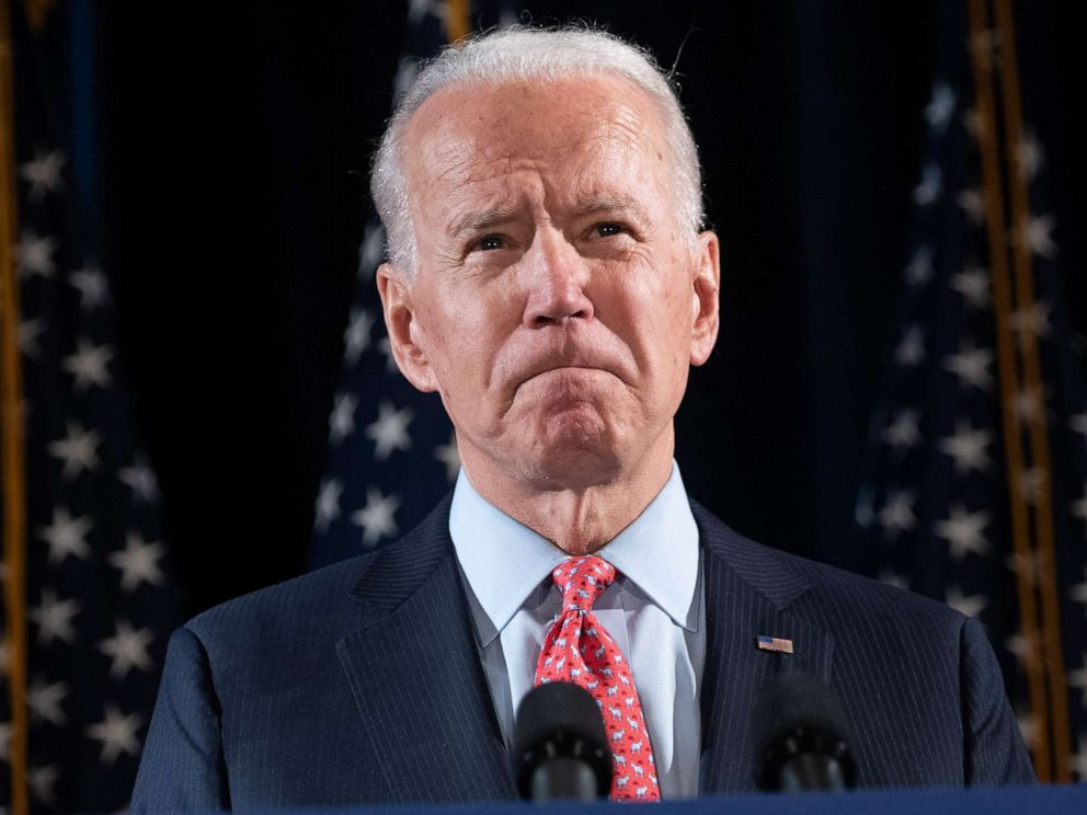 Joe Biden To Scale Up Campaign As Democratic Anxiety Grows Ahead Of General Election Fight With Trump Abc News