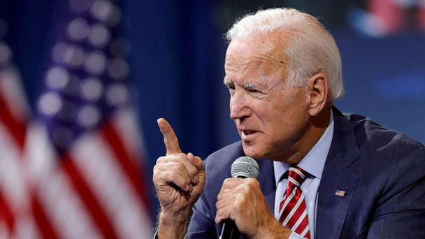 As Biden weathers Trump's criticism on Ukraine, supporters worry about possible impact on candidacy