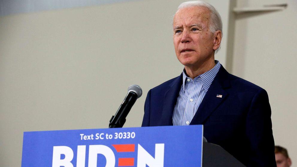 Biden, Kampagne, Angebote, zu helfen, Staatliche und lokale Beamte mit coronavirus Antwort