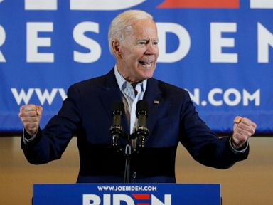 Joe Biden heads to Philadelphia to give pitch on uniting the country
